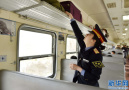 山东春运线上购票超八成,济南火车站进站不挤了