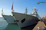 半年内3次驱离美舰 这艘中国军舰啥来头?