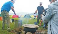 十一黄金周将至 露营出游市场露出广阔天地