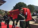 83年前百名红军被沉井杀害 今烈士陵园入土为安