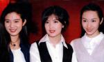 90代香港女星养眼照