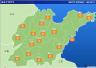 山东未来三天气温略有回升 局部仍有轻霜冻