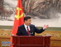 越南老挝古巴朝鲜领导人发来贺电贺函 热烈祝贺习近平当选中共中央总书记