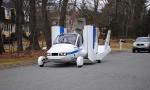 中国批量生产飞行汽车