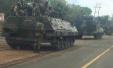 美媒:津巴布韦军方证实拘禁总统穆加贝