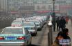 济南出租车调价后:近程出租占优势,远程滴滴价格低