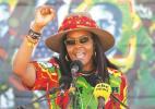 穆加贝被解职后执政党载歌载舞欢庆 他老婆到底有多少黑历史?