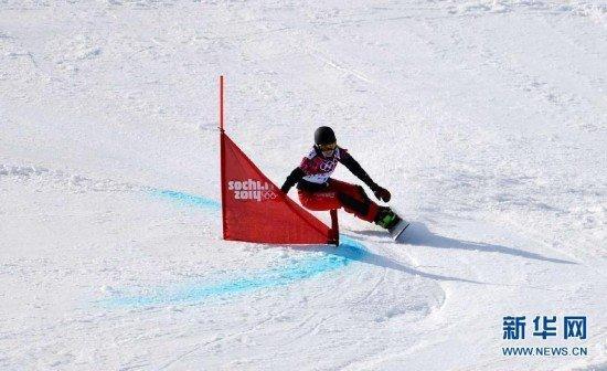 项目获突破中国单板滑雪在平昌冬奥会力争佳绩