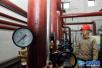 济南这个小区20年集中供暖难 20天施工把问题解决了