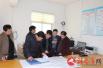 驻马店市上蔡县领导到南杜二沟巡河调研
