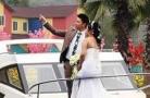 情侣庄园拍婚纱照