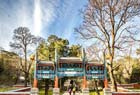 香山公园永安寺开放