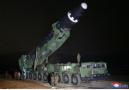 朝鲜新型洲际导弹曝光