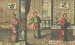 外国人画笔下的清朝皇帝