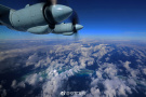 国产空中载具飞抵南海