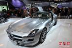 奔驰前11月销量超220万辆 中国市场大增