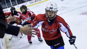 冰上哪吒的冬奧夢——吉林市冰球少年速寫