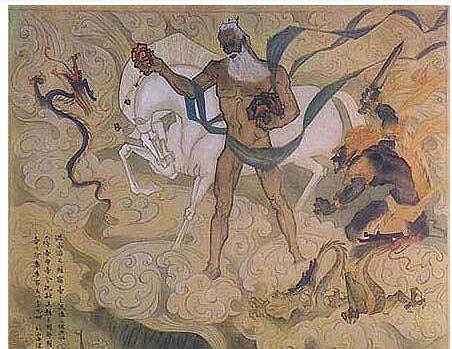 金沙娱乐平台网址:从洪水神话中,看出中西哪些同与不同