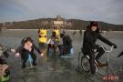 市区最大天然冰场开放