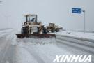 交警提醒!山东多个高速路口因下雪已封闭