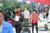 """南方降温和""""双节""""因素影响 郑州玫瑰等鲜花价格大幅上涨"""