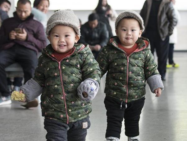 春节返程客流高峰