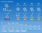 今明两天洛阳最高气温均在20℃以上