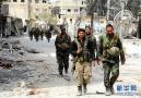 叙利亚士兵