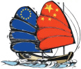 """應對""""任性美國"""",歐洲已向中國""""遞了眼神""""?"""