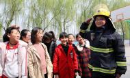 河南温县:安全教育进校园