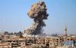 叙利亚拦截多枚导弹!疑似导弹飞行画面曝光:袭击由以色列发起