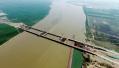 郑济高铁黄河特大桥全面开建 预计2020年4月完工