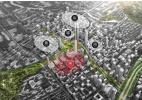 济南CBD五座超高层塔楼 又有一座揭开面纱