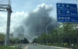 南宁一旧电厂突发大火,浓烟四起!
