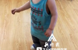哈尔滨:抚兴街公园有个2岁男童被遗弃 已被送至市福利院