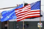 欧美贸易争端升级 欧盟批准对美国产品加征报复性关税