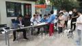 10日和11日 济南民警走进趵突泉辖区为群众办理犬证
