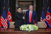 Kim-Trump summit heralds thaw in DPRK-U.S. ties