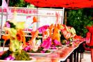 青岛店埠胡萝卜节开幕 小小胡萝卜雕出大文化