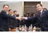 韩朝一个月内在多领域密集接触 将陆续举行铁路、公路、山林会议