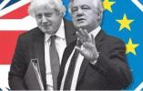 一文读懂英内阁脱欧内讧:大臣挂靴而去,梅的首相宝座还稳当么