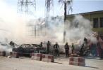 阿富汗一辆客车遇炸弹袭击 造成8人死亡40人受伤