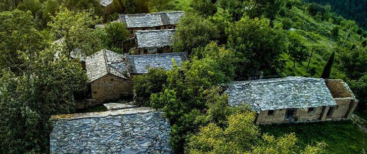 鞑子梁:秦岭原始民居的活化石