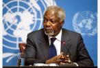 联合国前秘书长安南:和平与发展的耕耘者