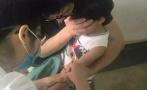 女子患病父母拒绝捐献,7岁女儿忍痛抽骨髓血:妈妈我来救你