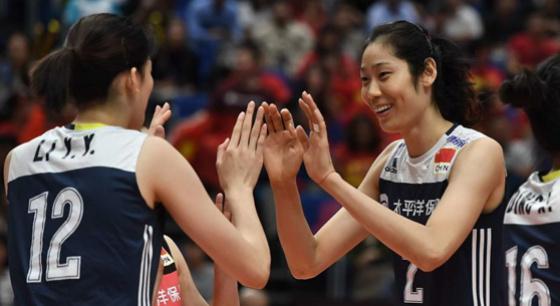 女排世锦赛铜牌收官!中国队3:0横扫荷兰
