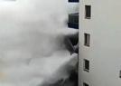 暴风掀起8米高巨浪