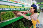 唐山:寒潮之後 蔬菜價格進入上漲模式
