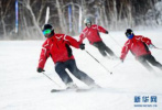 廊坊青少年第三届滑冰比赛成功举办