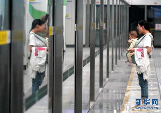 郑州地铁5号线开始初期运营